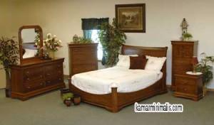 tempat tidur set